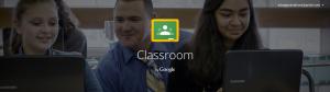 classroom screenshot